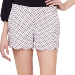 Club Monaco Amber polka dot shorts